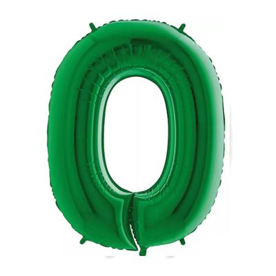 Número 0 - Verde
